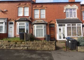 Thumbnail 2 bedroom terraced house for sale in Selsey Road, Edgbaston