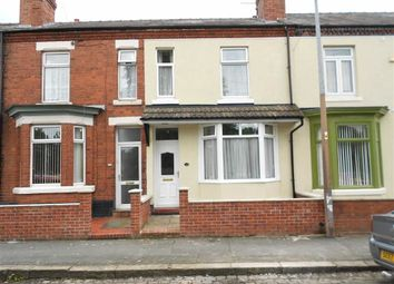 Thumbnail 2 bed terraced house for sale in Bright Street, Crewe, Cheshire