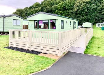 Thumbnail 2 bed mobile/park home for sale in Riverside Caravan Park, Wooler, Northumberland