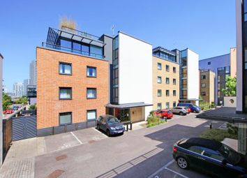 Thumbnail 2 bed flat for sale in Boardwalk Place, Canary Wharf
