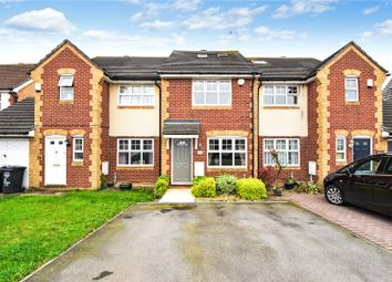 Thumbnail 3 bed terraced house for sale in Caspian Way, Swanscombe, Kent