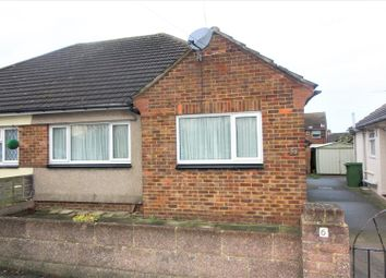 Thumbnail 2 bedroom semi-detached bungalow to rent in Gore Road, Dartford