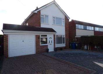 Thumbnail 3 bed detached house to rent in Clifton Avenue, Tamworth