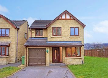 Thumbnail 4 bed detached house for sale in Sandstone Lane, Crosland Hill, Huddersfield