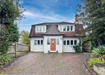 Thumbnail 4 bed detached house for sale in Surbiton Hill Park, Surbiton