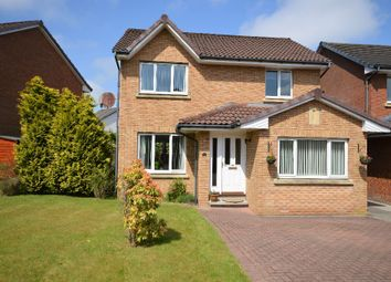 Thumbnail 4 bed detached house for sale in Paxton Crescent, East Kilbride, South Lanarkshire