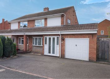 Thumbnail 3 bed semi-detached house for sale in Well Meadow, Bridgnorth