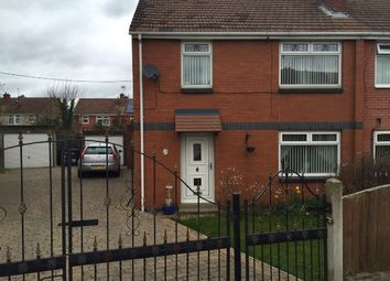 Thumbnail 3 bed semi-detached house to rent in Rotherwood Crescent, Thurcroft, Rotherham