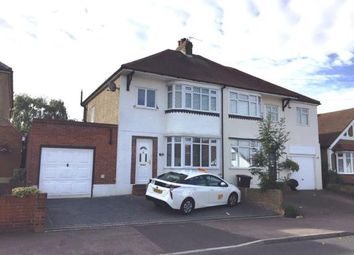 Thumbnail 3 bed semi-detached house for sale in Gerrard Avenue, Rochester, Kent, England