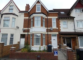 Thumbnail 5 bedroom terraced house for sale in Woodlands Road, Sparkhill, Birmingham