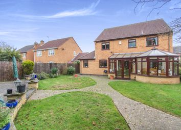 Thumbnail 4 bedroom detached house for sale in Borrowcup Close, Countesthorpe, Leicester
