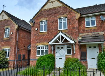 Thumbnail 3 bed semi-detached house for sale in Redwood Drive, Crewe