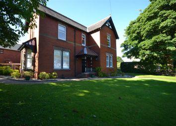 Thumbnail 4 bed detached house for sale in Blackburn Road, Higher Wheelton, Chorley