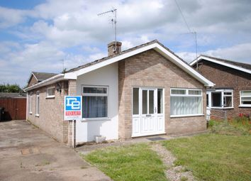 Thumbnail 3 bedroom bungalow to rent in Meadow Road, South Wootton, King's Lynn