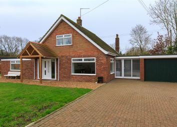 Thumbnail 4 bed detached house for sale in Hempnall, Norwich