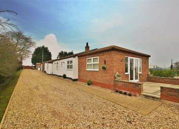Thumbnail 2 bed bungalow for sale in Soff Lane, Goxhill, Barrow-Upon-Humber