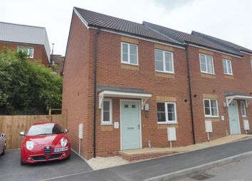 Thumbnail 3 bed end terrace house to rent in Delph Road, Brierley Hill