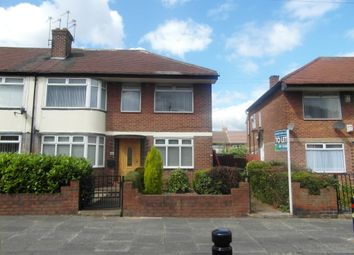 Thumbnail 2 bed flat to rent in Great North Road, Gosforth