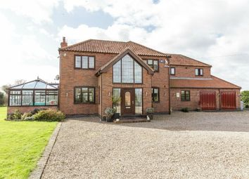 Thumbnail 4 bed detached house for sale in Station Road, Fiskerton, Southwell, Nottinghamshire