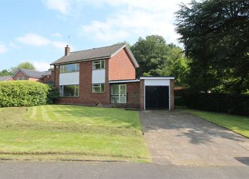 Thumbnail 4 bed detached house for sale in Woodlands Road, Wilmslow, Cheshire