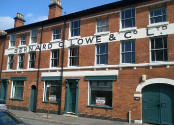 Thumbnail Industrial for sale in 73-77 Spencer Street, Jewellery Quarter
