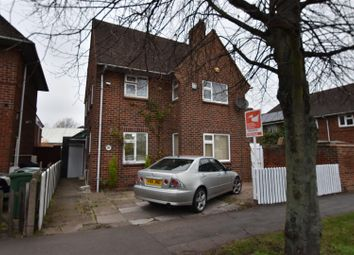 Thumbnail 3 bed detached house for sale in Shelthorpe Road, Loughborough