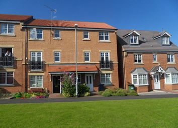 Thumbnail 4 bed property to rent in Redgrave Close, St James Village, Gateshead