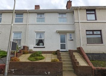Thumbnail 2 bed terraced house for sale in Victoria Road, Ponthenry, Llanelli, Carmarthenshire