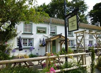 Thumbnail Pub/bar for sale in The Roseland Inn, Philleigh, Truro, Cornwall