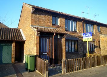 Thumbnail 1 bed flat to rent in Catherine Howard Court, Old Palace Road, Surrey