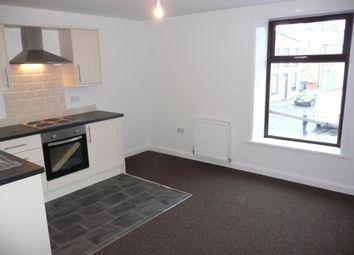 Thumbnail 2 bed flat to rent in Burnley Road, Padiham, Lancs