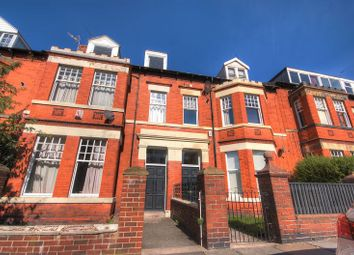 Thumbnail 2 bed flat for sale in Tankerville Place, Jesmond, Newcastle Upon Tyne