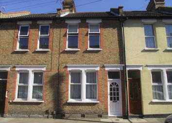 Thumbnail 2 bed terraced house to rent in Fernbrook Avenue, Southend-On-Sea