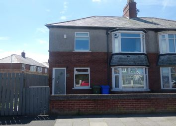 Thumbnail 2 bed flat for sale in Princess Louise Road, Blyth