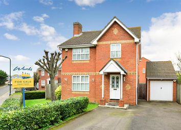 4 bed detached house for sale in Wingrove Drive, Strood, Rochester, Kent ME2