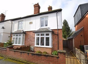 Thumbnail 3 bed semi-detached house for sale in Salcombe Road, Newbury, Berkshire
