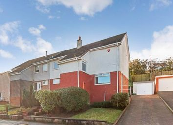 Thumbnail 3 bed semi-detached house for sale in Tinto Drive, Barrhead, East Renfrewshire, .