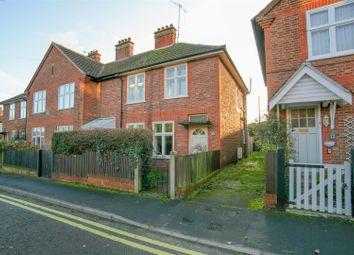 Thumbnail 2 bed end terrace house for sale in Lime Kiln Quay Road, Woodbridge