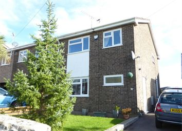 Thumbnail 3 bed semi-detached house for sale in Old Bulwark Road, Bulwark, Chepstow