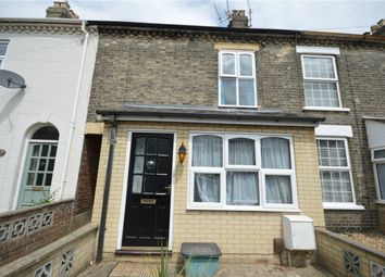 Thumbnail 3 bedroom terraced house for sale in Lindley Street, Norwich