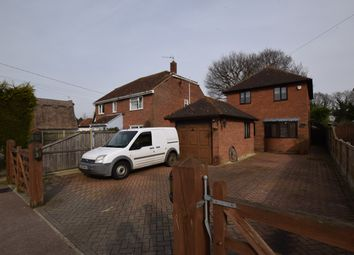 Thumbnail 3 bed detached house for sale in Wick Road, Langham, Colchester