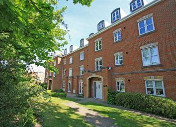 Thumbnail 1 bed flat for sale in Exbury Court, Hillcroft Close, Lymington, Hampshire