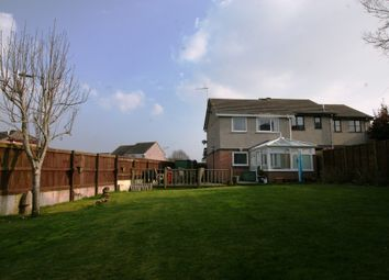 Thumbnail 3 bed end terrace house to rent in Pendennis Close, Torpoint