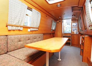 Thumbnail 1 bed houseboat for sale in New Wharf Road, London