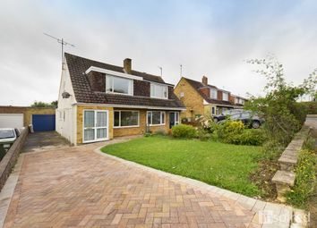 Thumbnail 3 bed semi-detached house for sale in Tennyson Grove, Bletchley