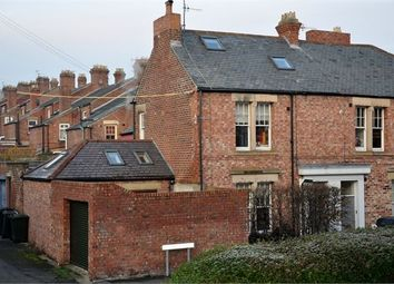 Thumbnail 2 bed end terrace house for sale in Windsor Terrace, Hexham