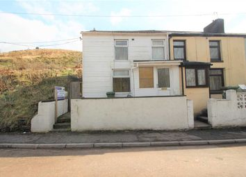 Thumbnail 3 bed end terrace house for sale in Gelliarael Road, Gilfach Goch, Porth