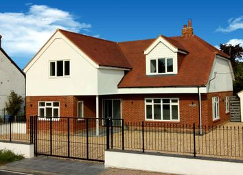 Thumbnail 6 bed detached house to rent in Crondall Road, Crookham Village, Fleet