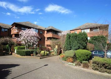 Thumbnail 2 bed flat for sale in Bentley Lodge, 182 High Road, Bushey Heath