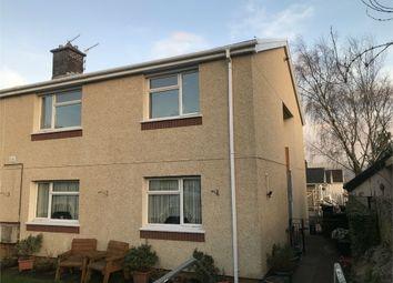 Thumbnail 2 bedroom flat to rent in Burrows Road, Skewen, Neath, West Glamorgan